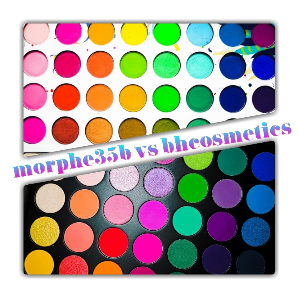 Morphe Cosmetics Take Back Brazil Palette